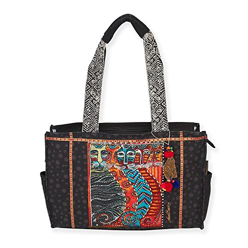 Handbag Laurel Tote Gatos Medium Burch vw86qP