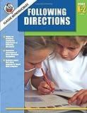 Following Directions, Grades K-2, Carson-Dellosa Publishing Staff, 0768235316