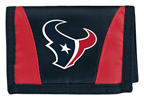 Houston Texans Wallet (Officially Licensed NFL Houston Texans Chamber Wallet)