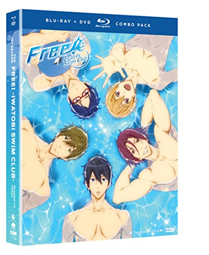 English Club - Free! Iwotabi Swim Club: Season One [Blu-ray]