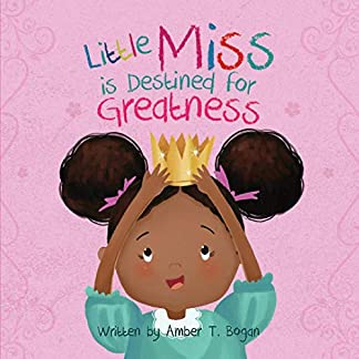 Little Miss Is Destined for Greatness (The Little Miss Children's Book Collection)