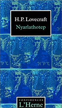 Nyarlathotep par Lovecraft