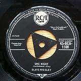 One Night / I Got Stung - Elvis Presley 7