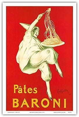 Amazon.com: Pacifica Island Art - Pates Baroni (Noodles ...