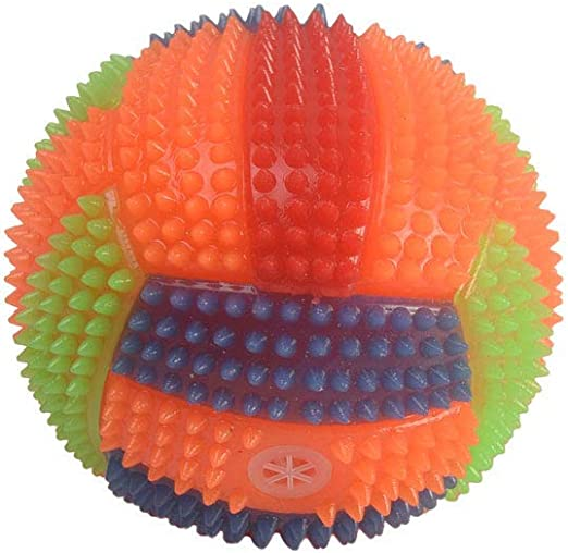 Ganquer LED Voleibol Luz Intermitente Levantado Cambia de Color ...