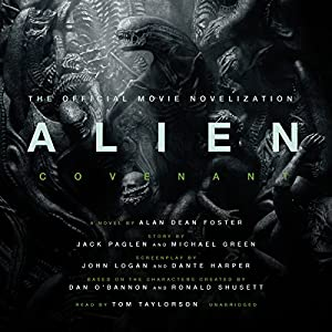 Alien: Covenant Hörbuch