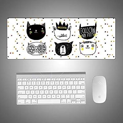 Creativa Gran Alfombrilla de ratón generación tapete de Mesa 004 ...