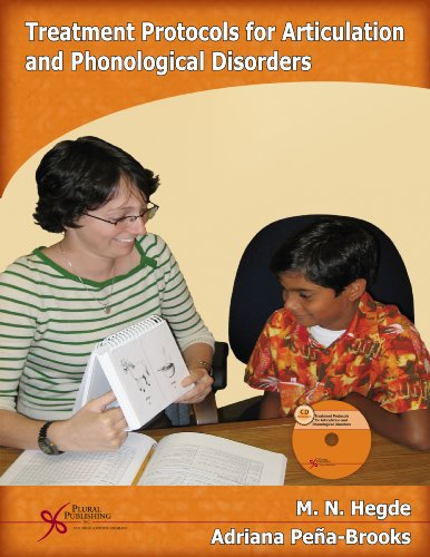 Treatment Protocols for Articulation and Phonologic Disorders