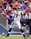 #3: Michael Vick Autographed/Signed Atlanta Falcons 8x10 NFL Photo #1