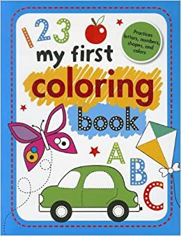 My First Coloring Book: Make Believe Ideas, Chris Scollen ...