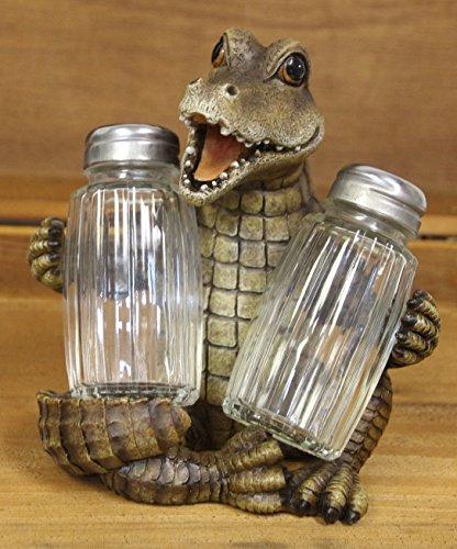 Florida Gators Salt - Gator salt and pepper shaker set