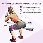 OMERIL-Bande-Elastiche-di-Resistenza-Set-Fasce-Elastiche-Fitness-in-Tessuto-3-Pezzi-con-3-Livelli-di-Resistenza-Bande-Fitness-Resistenza-Antiscivoli-per-Esercizi-Glutei-Yoga-Pilates-Palestra