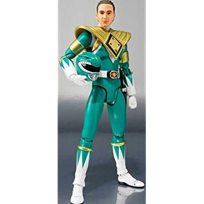 Power Rangers 2018 Saban's Event Exclusive S H  Figuarts Green