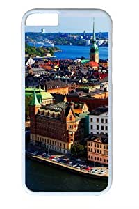 Stockholm Sweden Custom For SamSung Galaxy S3 Case Cover Polycarbonate White