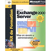 KIT F EXCHANGE 2000 SERVER  CD