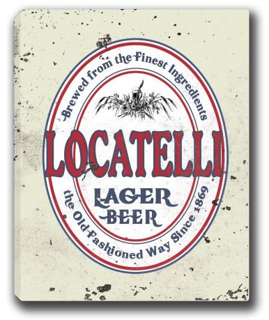 locatelli-lager-beer-stretched-canvas-sign-16-x-20
