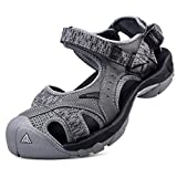 HUMTTO Hiking Closed Toe Sandals Image