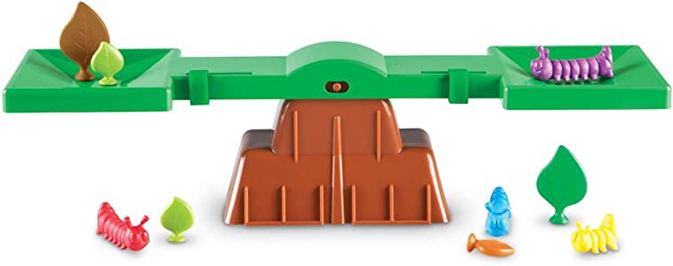 Learning Resources Buggy Balance Measurement Activity Set