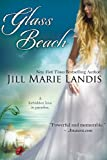Front cover for the book Glass Beach by Jill Marie Landis