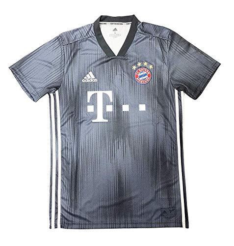 adidas Bayern Munich Youth Third Soccer Jersey 2018-19 (YL)