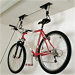 50Lb (20kg) BICYCLE PULLEY HOIST BIKE...