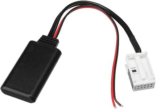 12 Poliger Bluetooth Adapter Aux Audiokabel Für Bmw E60 E63 E64 E61 Cod Baumarkt