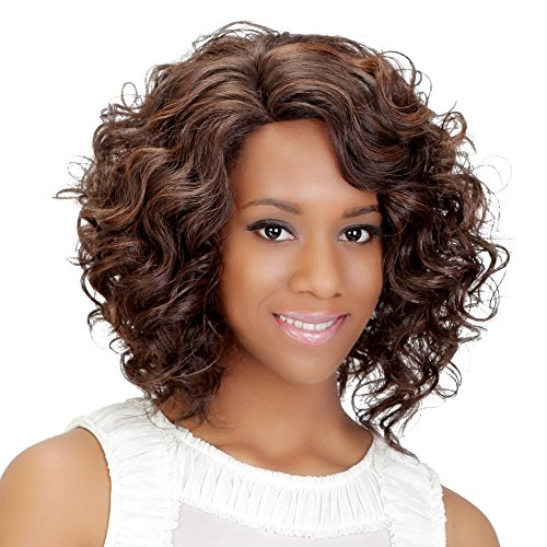 Vivica A Fox Eloise Pure Stretch Cap Wig, Color 4, 4.8 Ounce