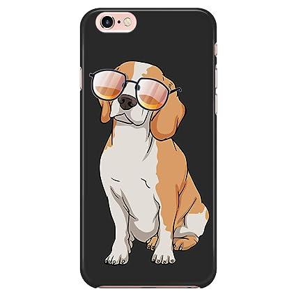 Dog Lovers Gift Idea// Christmas Spaniel Iphone 7 Case Cartoon