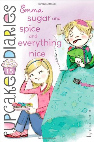 Download Emma Sugar and Spice and Everything Nice (Cupcake Diaries) pdf epub