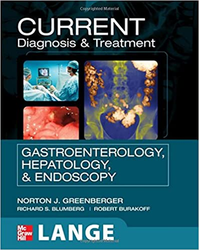 CURRENT Diagnosis & Treatment Gastroenterology, Hepatology