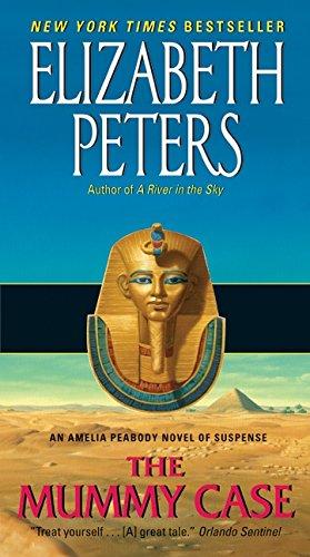 The Mummy Case (Amelia Peabody)