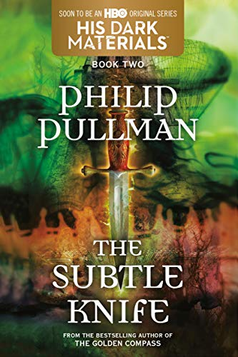 His Dark Materials: The Subtle Knife (Book 2) (Name Something Men Fear About Getting Older)