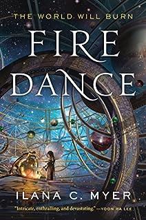 Book Cover: Fire Dance: A Novel