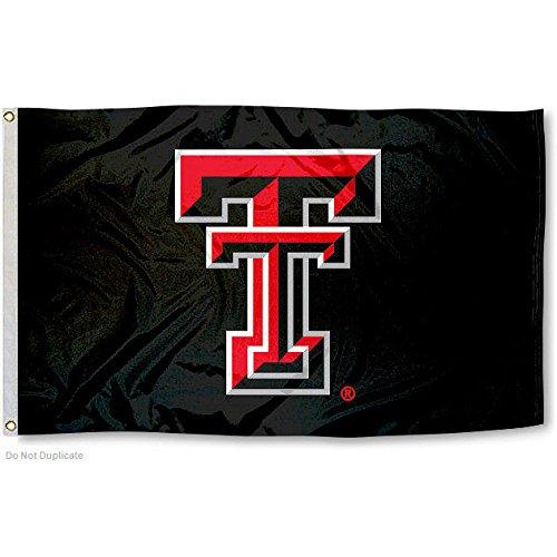 Texas Tech Red Raiders TTU University Large College (Texas Tech Flag)