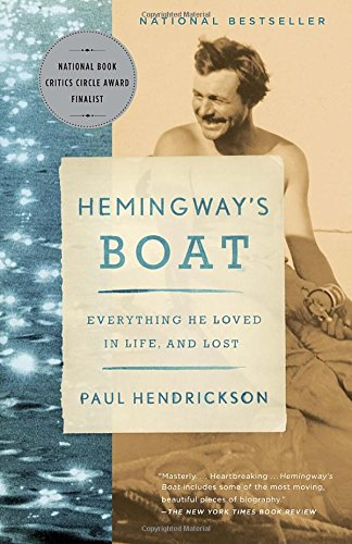 Hemingway's Boat: Everything He Loved in Life, and Lost