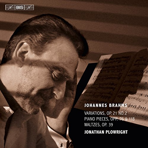 Brahms: Works for Piano - Charm Xi