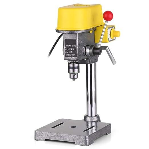 Festnight AC 220 V 450 W ajuste taladro banco taladro mesa pinza ...
