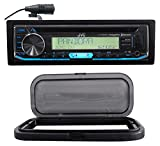 Best X-Master Waterproof iPhone 4 Cases - JVC Hot Tub Stereo Bluetooth CD Player Receiver Review