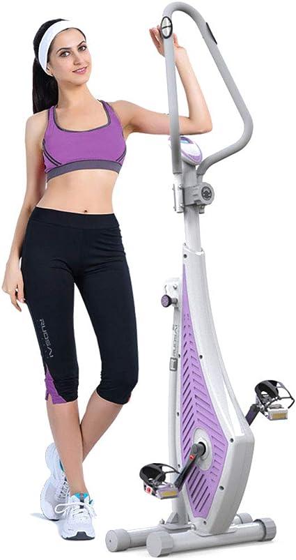 DRLGC Bicicleta de Ejercicio Plegable, Bicicleta de Spinning Casera Equipos de Fitness Ultra-Silenciosos Bicicleta Interior Bicicleta Deportiva para Cardio y Entrenamiento de Fuerza Fitness: Amazon.es: Deportes y aire libre