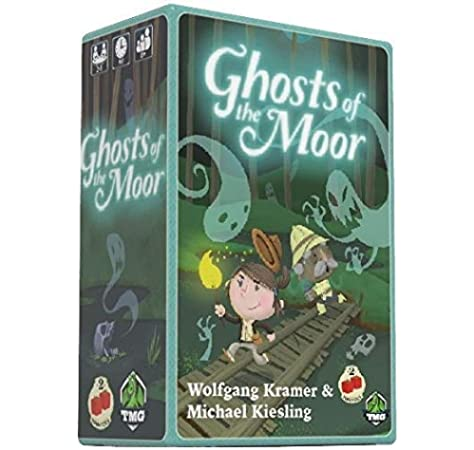 2 Tomatoes Games Ghosts of The Moor (2Tomatoes 2TFG01): Amazon.es: Juguetes y juegos