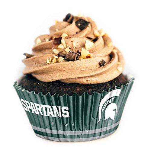 Team ProMark Michigan State Spartans Cupcake Liners -
