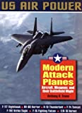 Modern Attack Planes, Anthony A. Evans, 185367592X