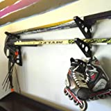 StoreYourBoard Hockey Stick Rack, Wall Storage for