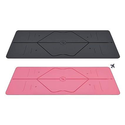 Liforme Pack Esterilla de Yoga Original y Esterilla de Yoga ...