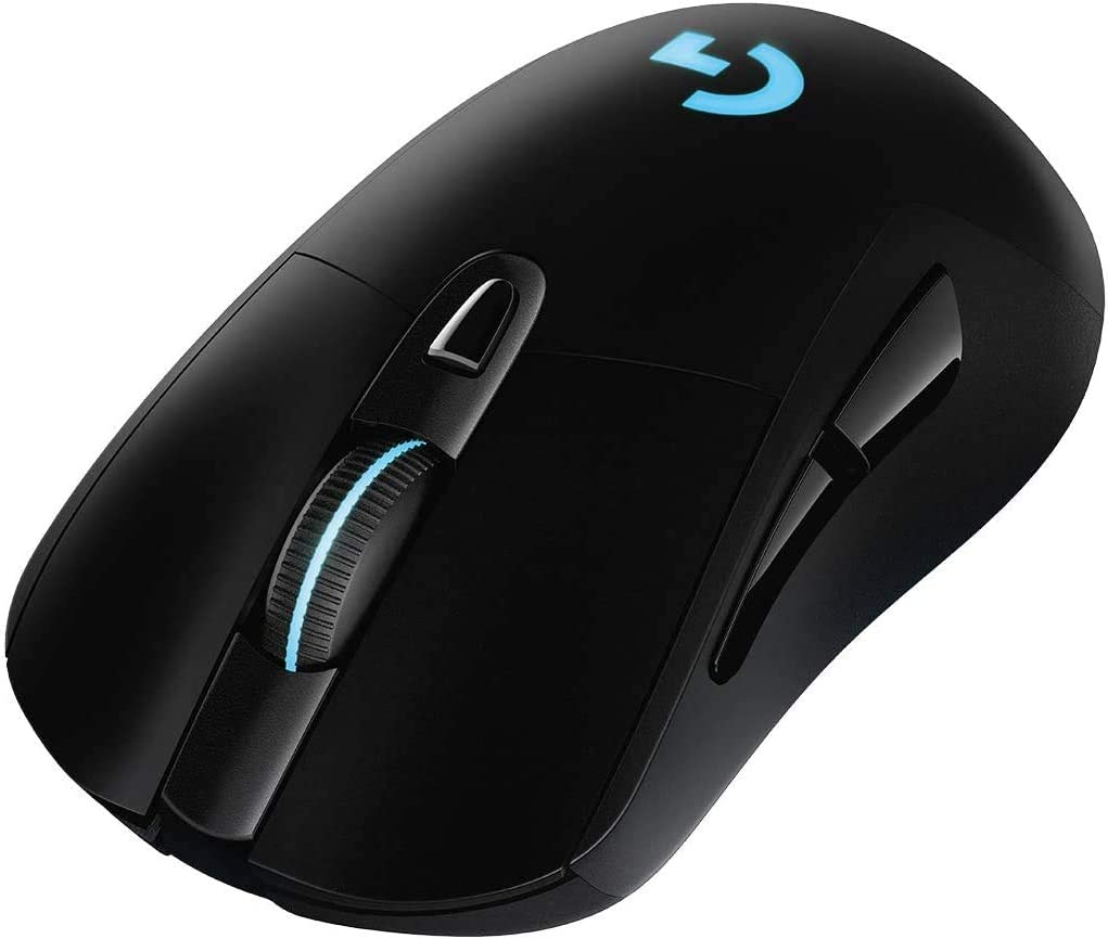 Logitech G703 Light Speed Wireless Gaming Mouse With Computers Accessories
