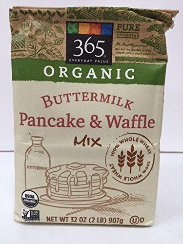 365 Everyday Value Organic Buttermilk Pancake & Waffle Mix ...