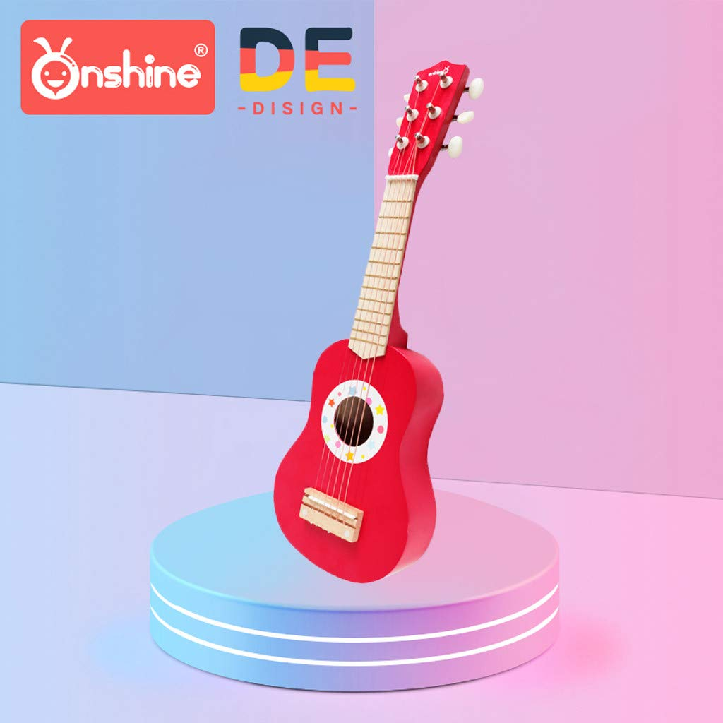 Amazon.com: OHraDWord Kids Mini Ukulele Guitar Musical ...