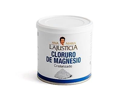 ANA MARIA LAJUSTICIA CLORURO MAGNESIO 200gr