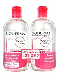 Bioderma SENSIBIO H2O TS 2 x 500ml