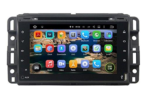 XTTEK 7 inch HD in dash Car GPS Navigation System for GMC Yu